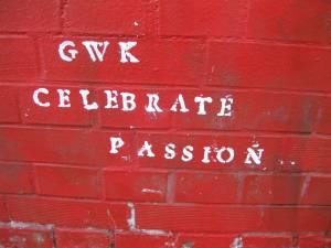 celebrate passion
